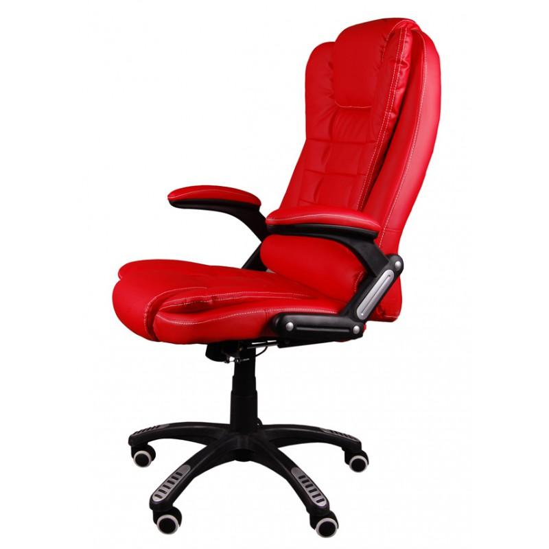 Good ... Fotel Biurowy BRUNO Czerwony ...