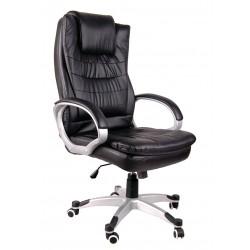 Fotel biurowy BSU czarny