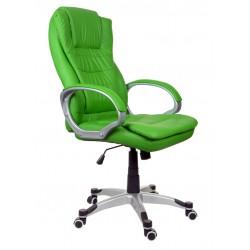Fotel biurowy BSU zielony