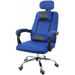 Fotel biurowy GIOSEDIO czerwony, model GPX008