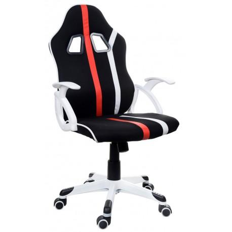 Fotel biurowy GIOSEDIO czarny, model FBL004