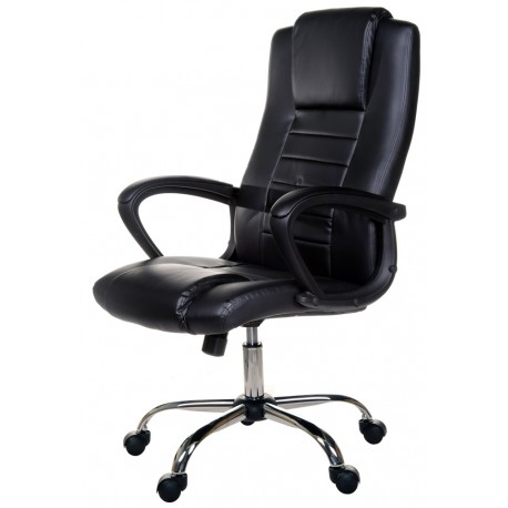 OFFICE ARMCHAIR MARCO BLACK
