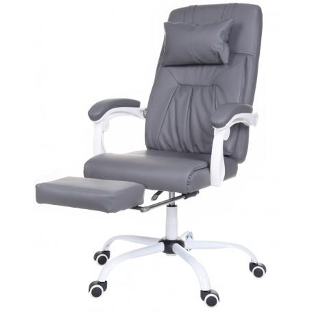 Kancelářská židle FBG černé a červené