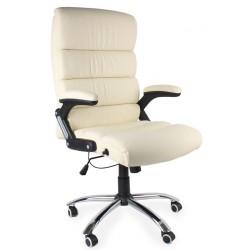 Kancelářská židle DECO ecru