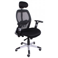 OFFICE ARMCHAIR BSZ BLACK