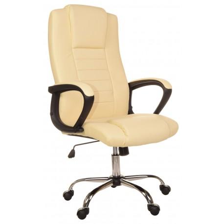 Fotel biurowy GIOSEDIO czarny, model FBS004