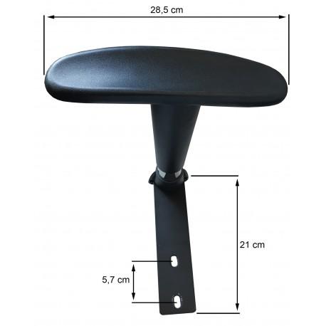 Komplet podłokietników do fotela, model GSA
