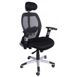 Fotel biurowy BSZ czarny