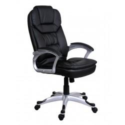 Fotel biurowy MARCO czarny