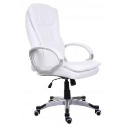 Kancelářská židle BSU bílá