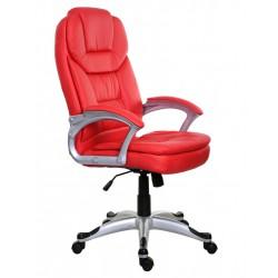 Fotel biurowy MARCO czerwony