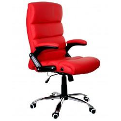 Kancelářská židle DECO červená